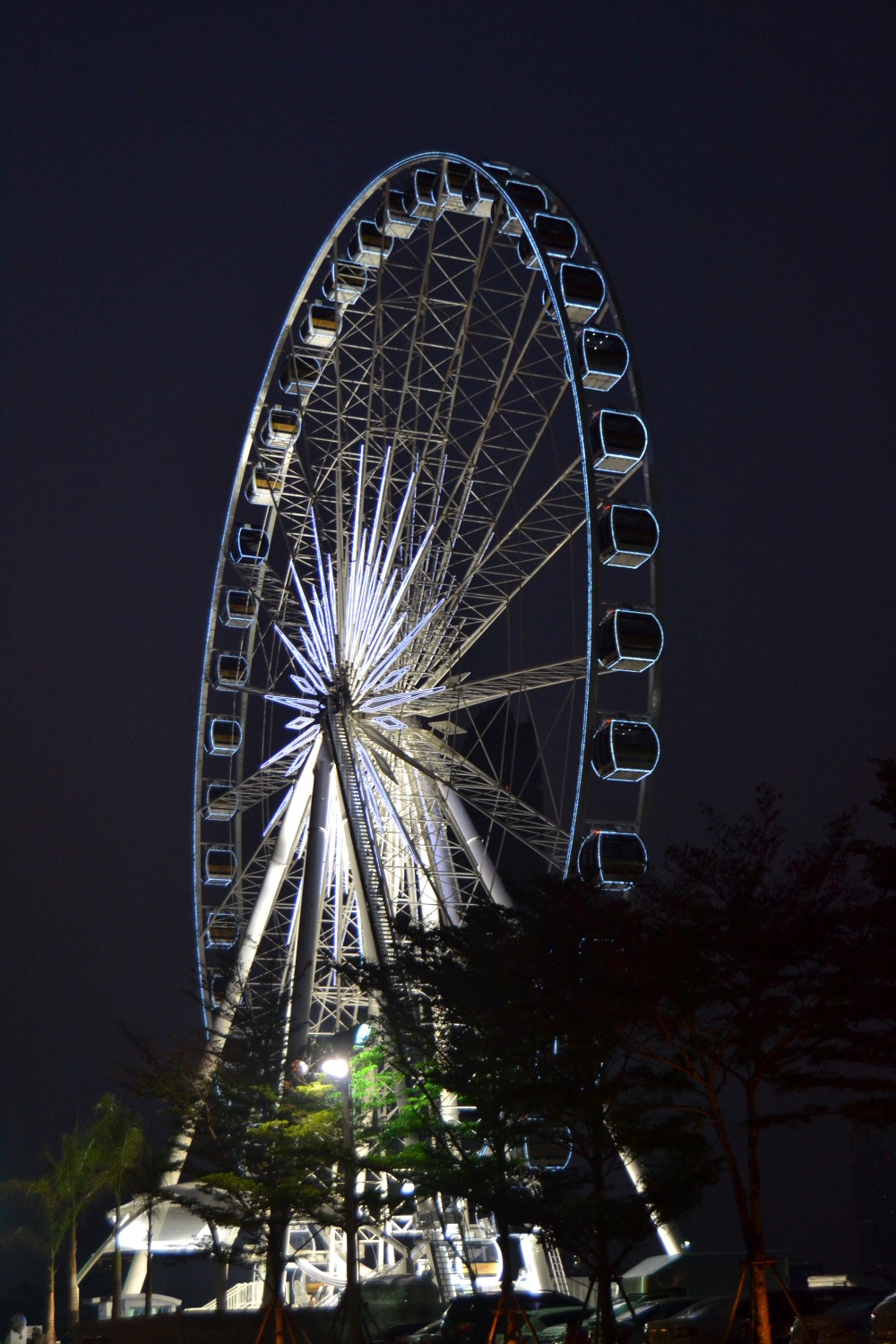 Bianglala Bangkok Eye Asiatique