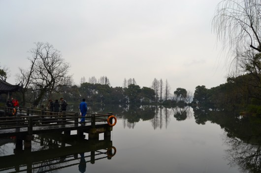 West Lake - Three Pools Mirroring The Moon - Hangzhou 10