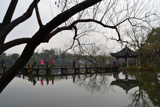 West Lake - Three Pools Mirroring The Moon - Hangzhou 11