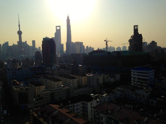 Morning View SHanghai