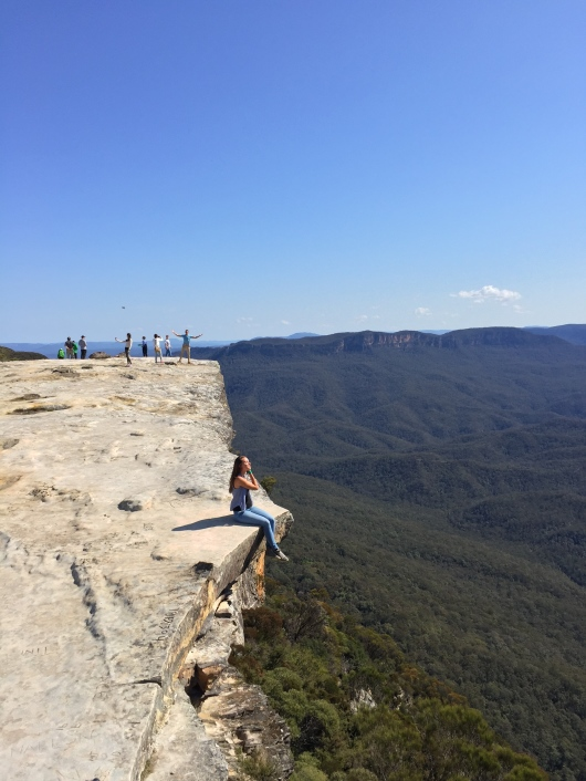 Lincoln's Rock, Blue Mountain, Sydney.