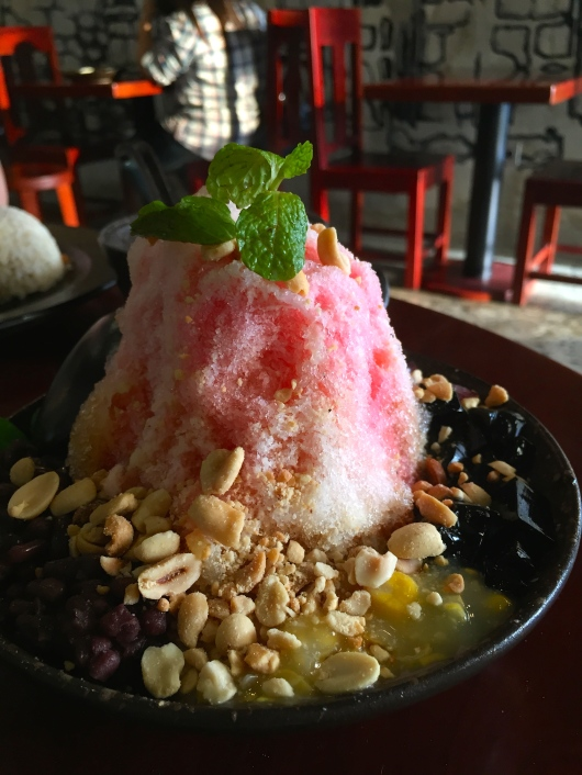Ice Kachang  Little Melaka Center Point Medan