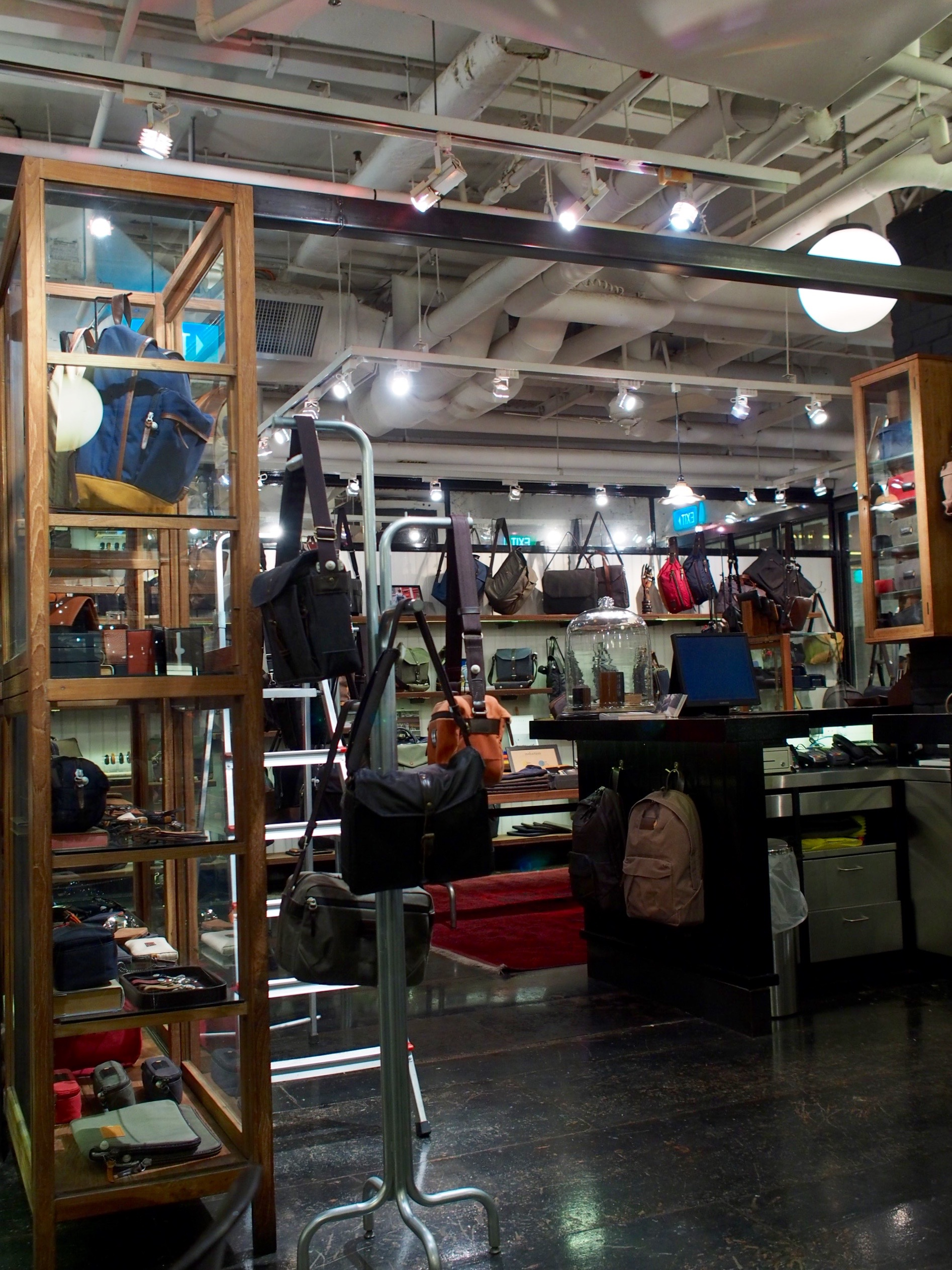 Paragon clothing store